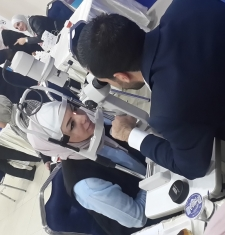 Hospital participation in the free medical day